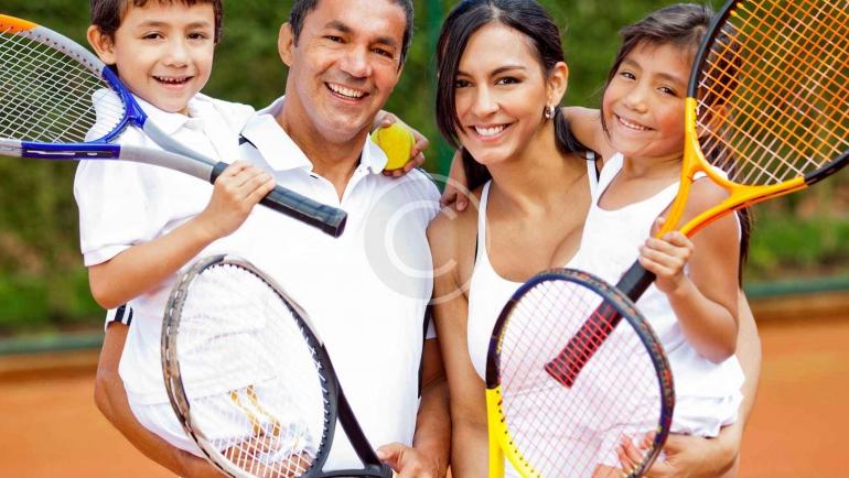 Family Tennis Tournament
